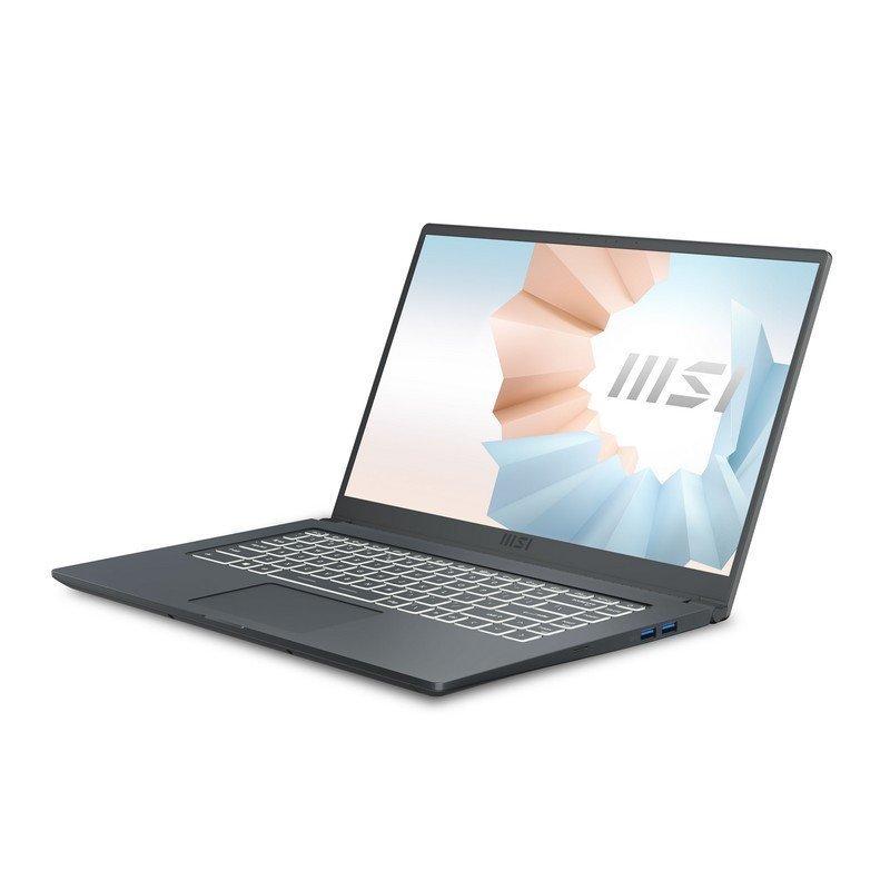Portátil MSI Modern 15 A11M-045XES i7-1165G7 16GB 512GB SSD 15.6\