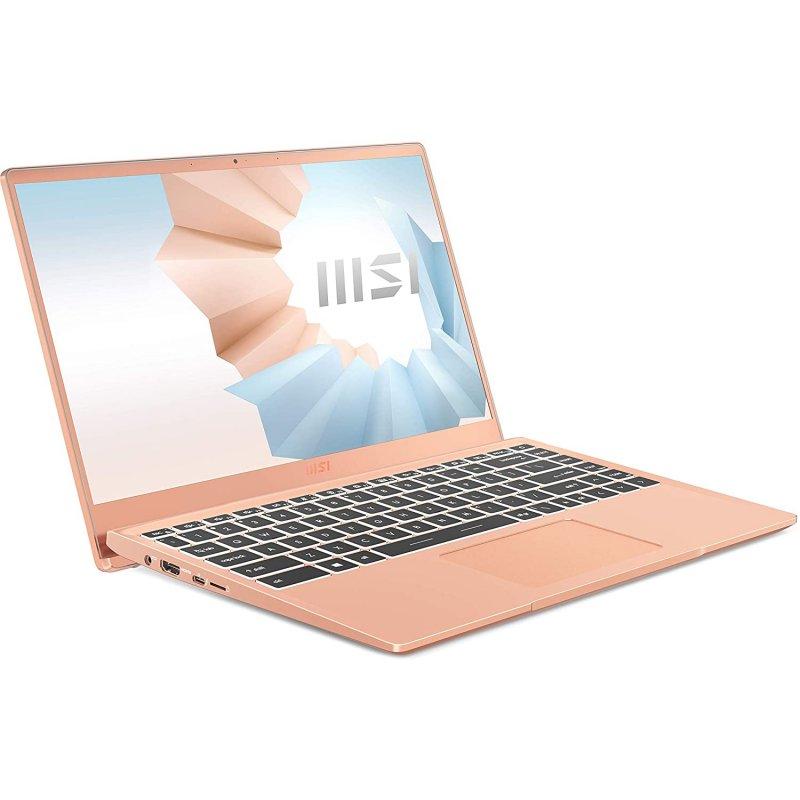 Portátil MSI Modern 14 B11M 090XES Intel Core I7 1165G7 16GB 512GB SSD 14\