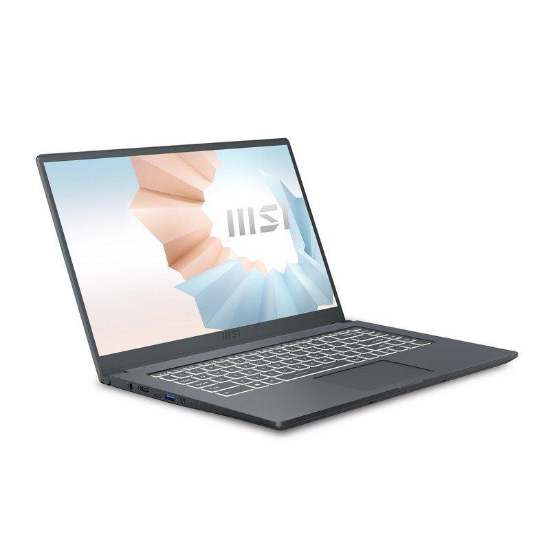 Portátil MSI Modern 15 A11SB-066XES i7-1165G7 16GB 1TB SSD 15.6\