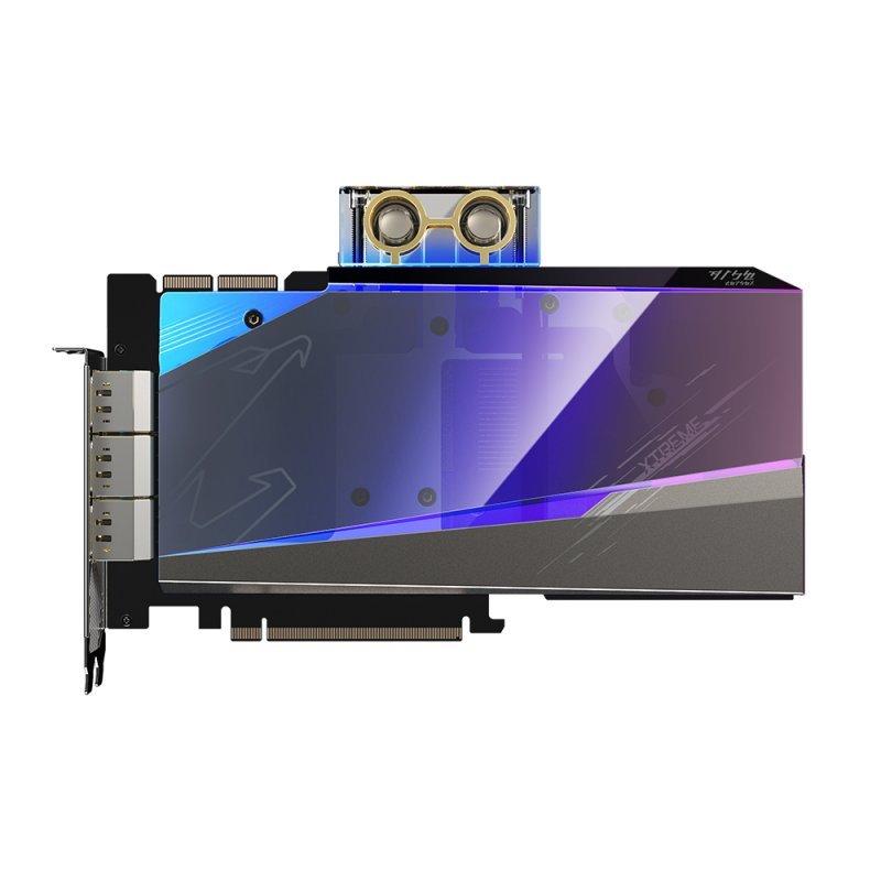 Tarjeta Gráfica Gigabyte AORUS GeForce RTX 3090 XTREME WATERFORCE WB 24GB GDDR6X