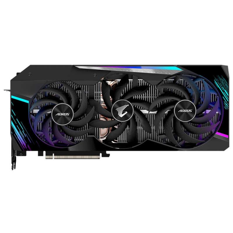 Tarjeta Gráfica Gigabyte Aorus GeForce RTX 3090 MASTER 24GB GDDR6X