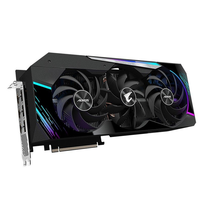 Tarjeta Gráfica Gigabyte GeForce RTX 3080 MASTER 10GB GDDR6X