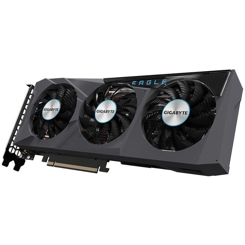 Tarjeta Gráfica Gigabyte GeForce RTX 3070 EAGLE OC 8GB GDDR6
