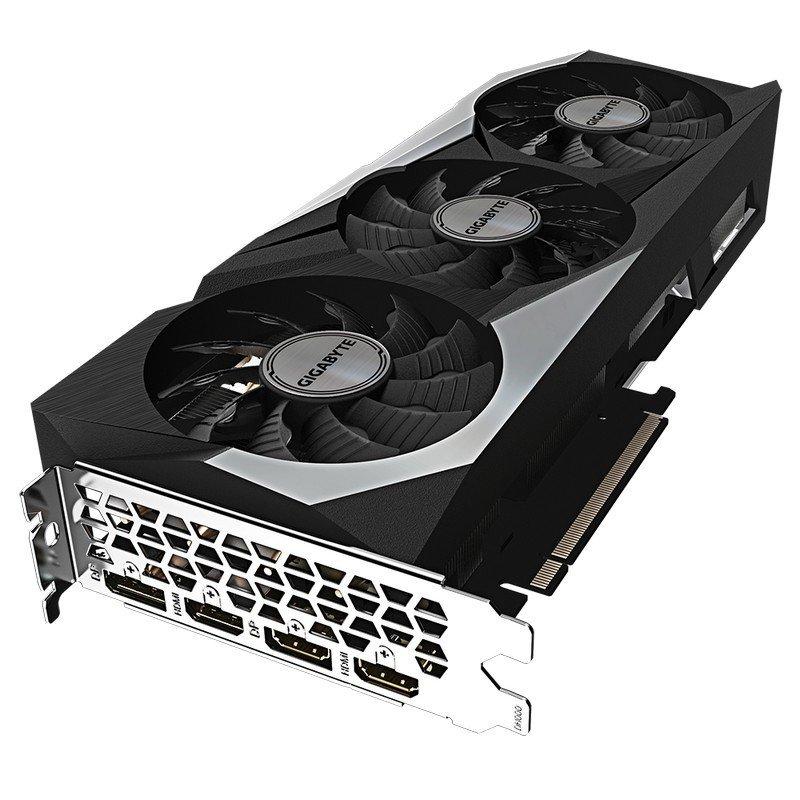 Tarjeta Gráfica Gigabyte GeForce RTX 3070 GAMING OC 8GB GDDR6