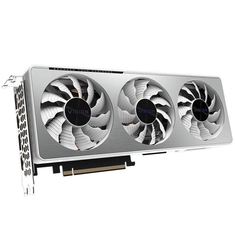 Tarjeta Gráfica Gigabyte GeForce RTX 3070 VISION OC 8GB GDDR6