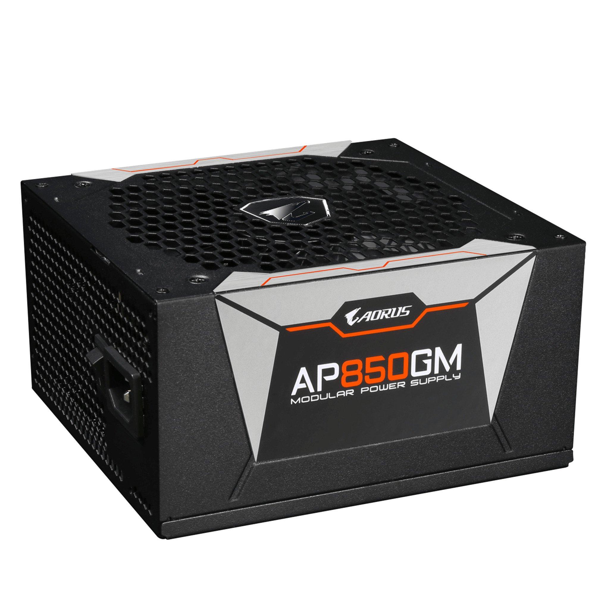 Fuente de Alimentación Modular Gigabyte Aorus GP-P850GM 850W 80 Plus Gold