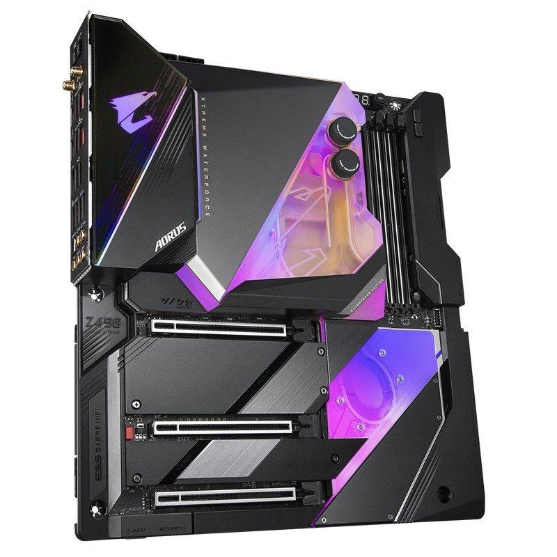 Placa Base Gigabyte Z490 Aorus XTreme Waterforce Socket 1200