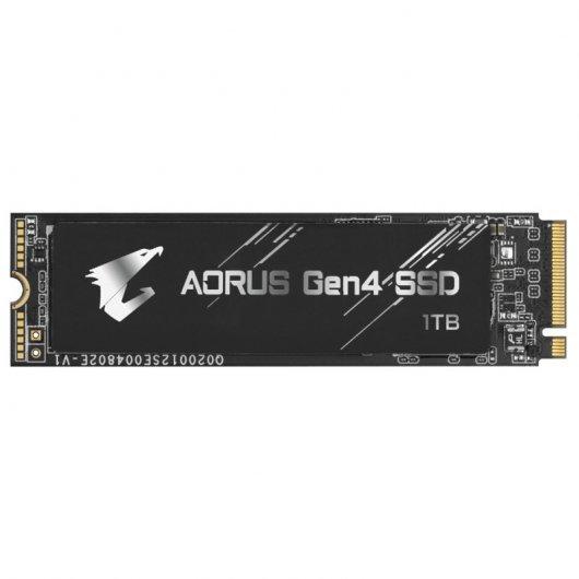 SSD M.2 NVMe 1TB Gigabyte AORUS Gen4