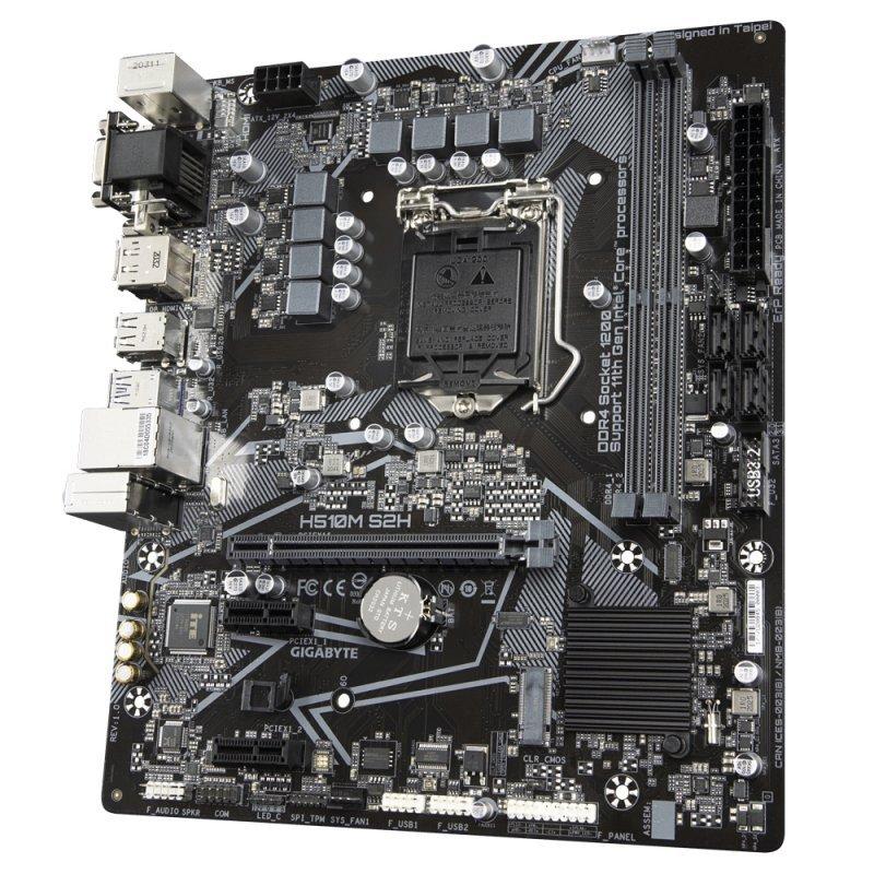 Placa Base Gigabyte H510M S2H mATX 1200