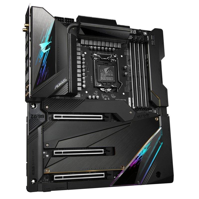 Placa Base Gigabyte Z590 Aorus XTreme Intel Z590 Socket 1200