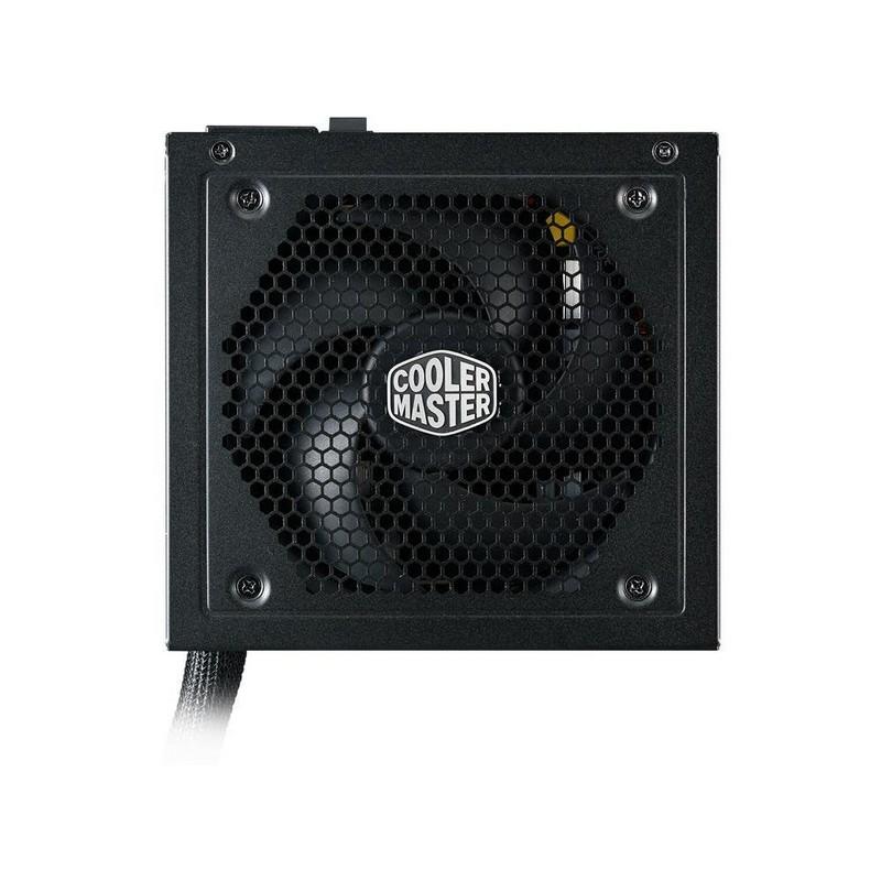 Fuente de Alimentación Semi Modular Cooler Master MasterWatt 450W 80 Plus Bronze