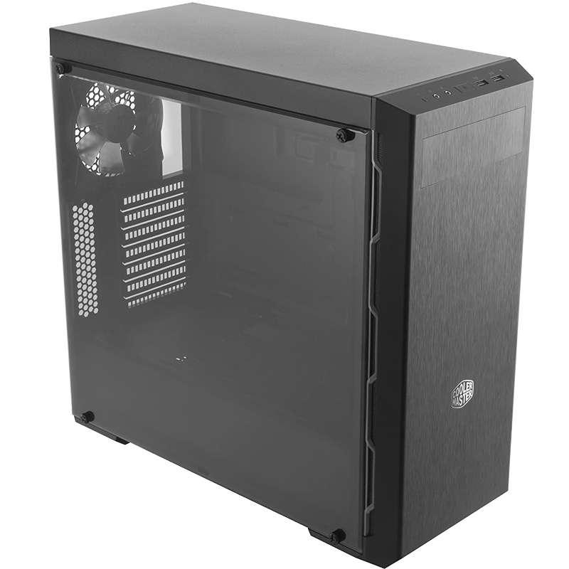 Caja PC ATX Cooler Master MasterBox MB600L con Ventana