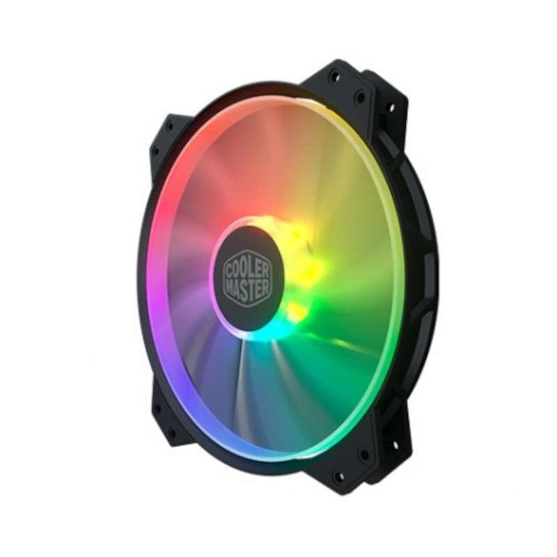 Ventilador PC CoolerMaster MF200R ARGB 200mm