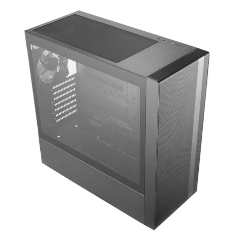 Caja PC ATX Cooler Master MasterBox NR600 con Ventana