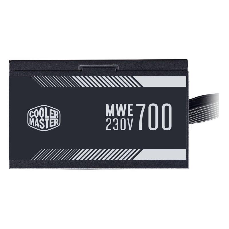 Fuente de Alimentación Cooler Master MWE White V2 700W