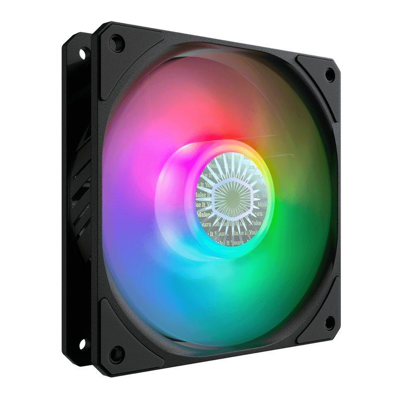 Ventilador PC CoolerMaster SickleFlow 120 ARGB 120mm