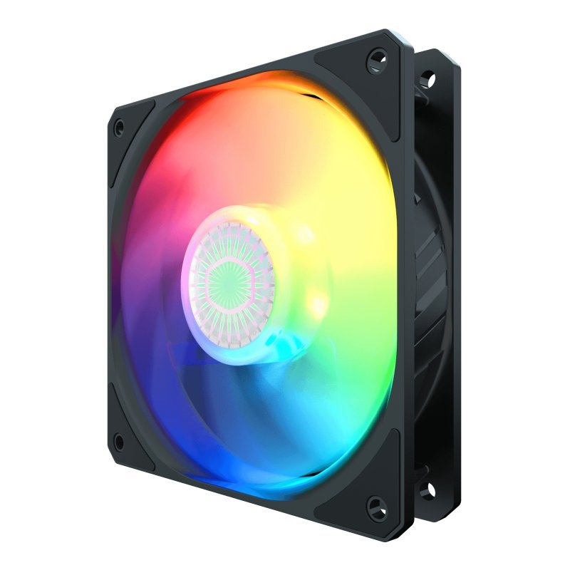 Pack 3 Ventilador PC CoolerMaster SickleFlow 120 ARGB 120mm