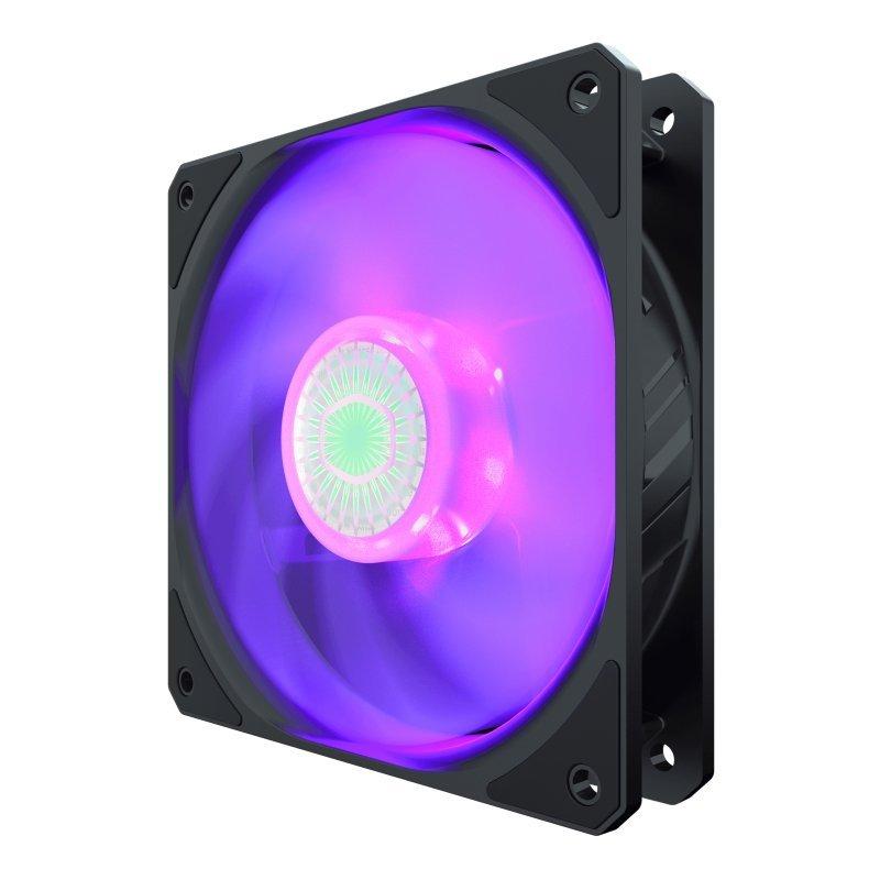 Ventilador PC CoolerMaster SickleFlow 120 RGB 120mm