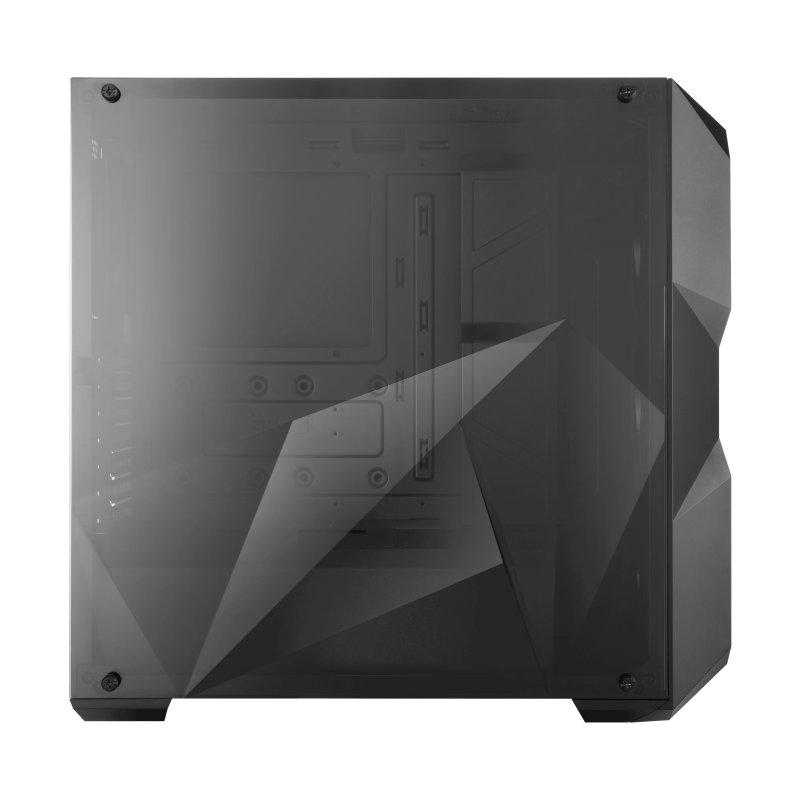 Caja PC Cooler Master TD500 ARGB  Negro + Fuente Cooler Master 750W 80+ Bronze