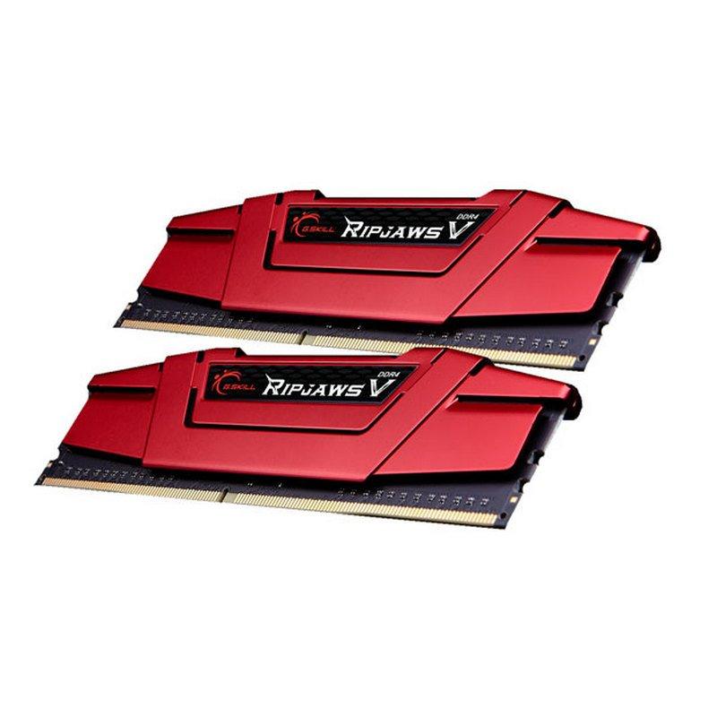 Memoria G.Skill Ripjaws V Red 32GB DDR4 2133MHz CL15 (2 x 16GB)