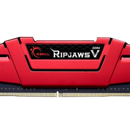 Kit Memoria G.Skill Ripjaws V Red 8GB DDR4 2666MHz CL15 (2x4GB)