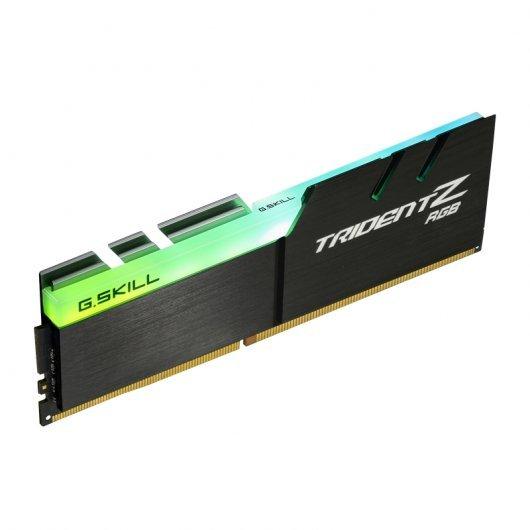 Memoria RAM G.SKill Trident Z RGB DDR4 16GB (2x8)  2666MHz CL19