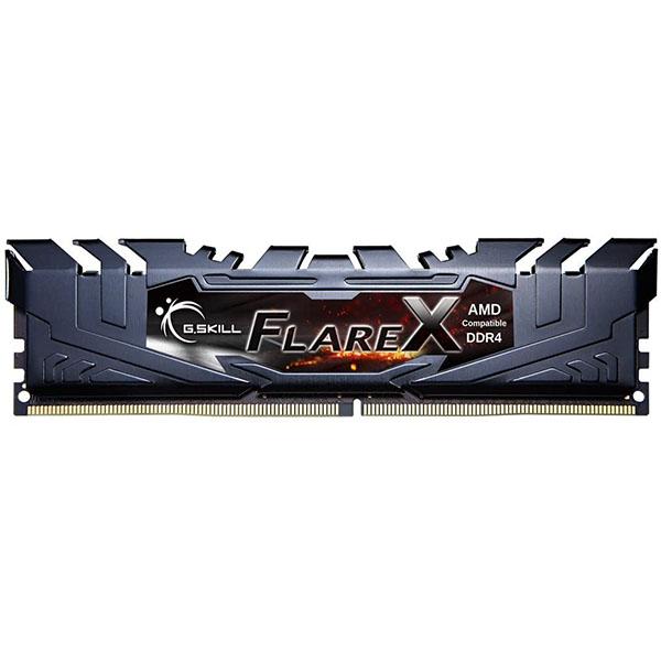 Memoria RAM G.SKILL Flare X 64GB (4 x 16 GB) DDR4-2400 CL15