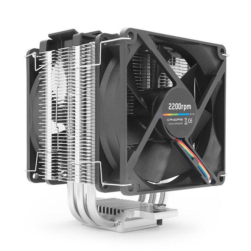 Ventilador CPU Cryorig M9 Plus Negro