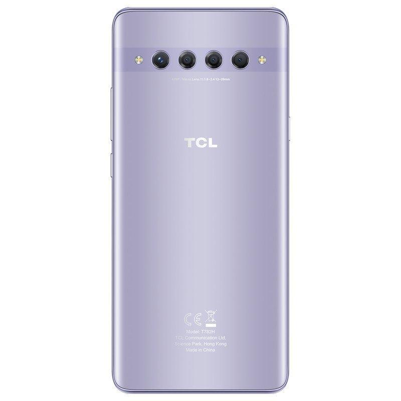 TCL 10 Plus 6GB 64GB Plata