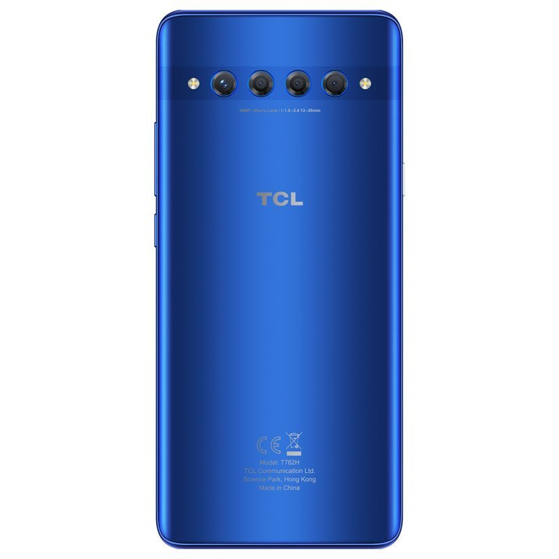 TCL 10 Plus 6GB 256GB Azul
