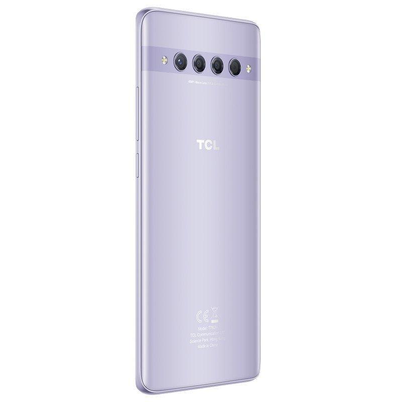 TCL 10 Plus 6GB 256GB Plata