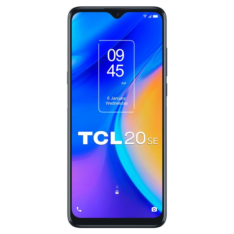 TCL 20 SE 4GB 64GB Negro