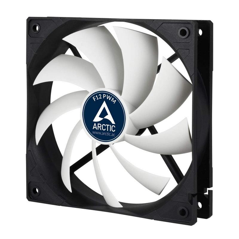 Ventilador PC Arctic F12 PWM 120mm Blanco