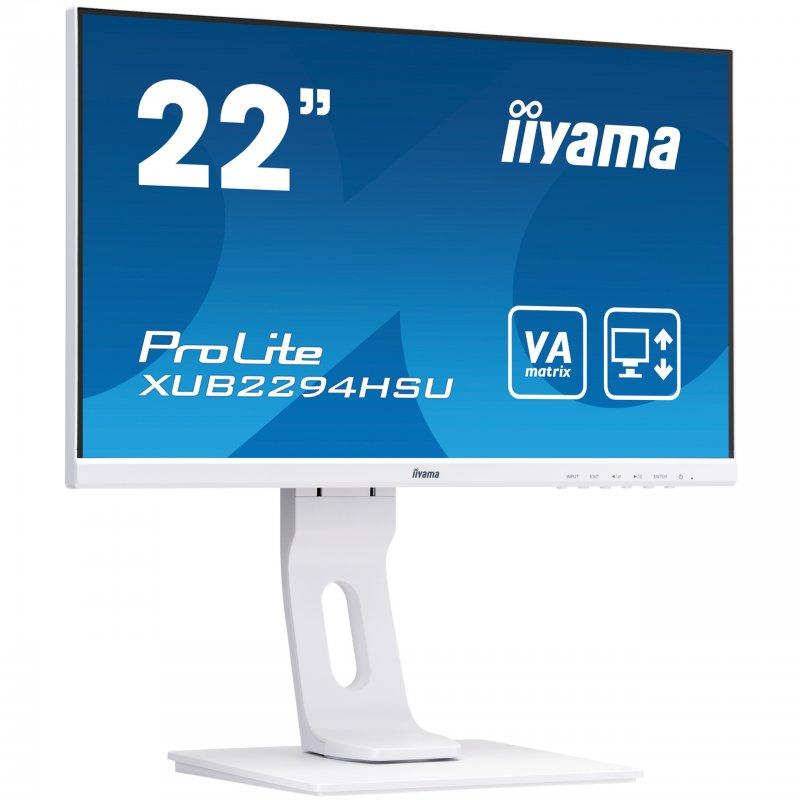 Monitor Iyama XUB2294HSU-W1 VA LED 22\