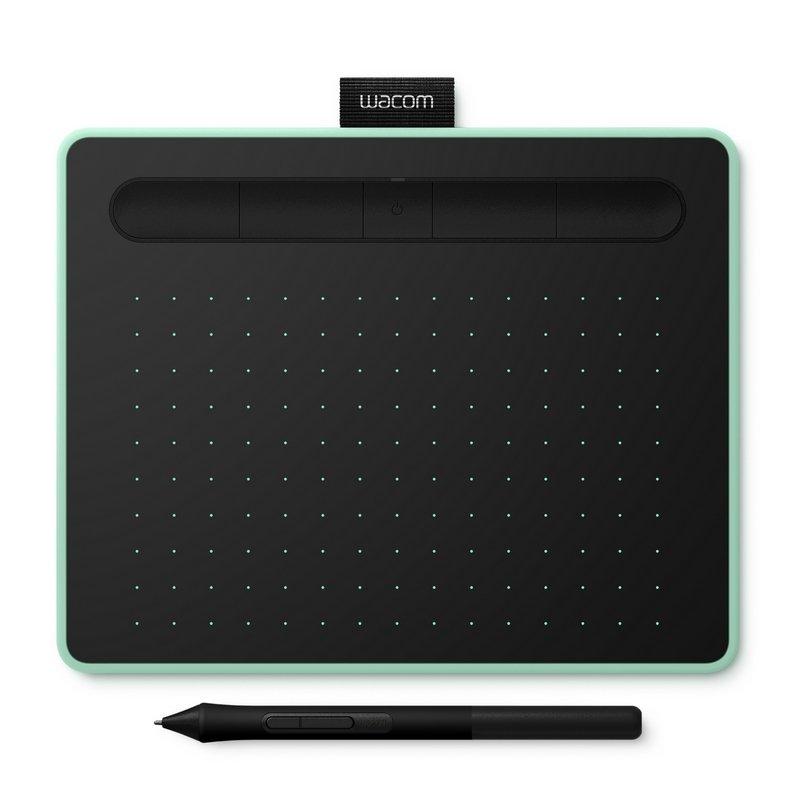 Tableta de Dibujo Wacom Intuos S con Bluetooth