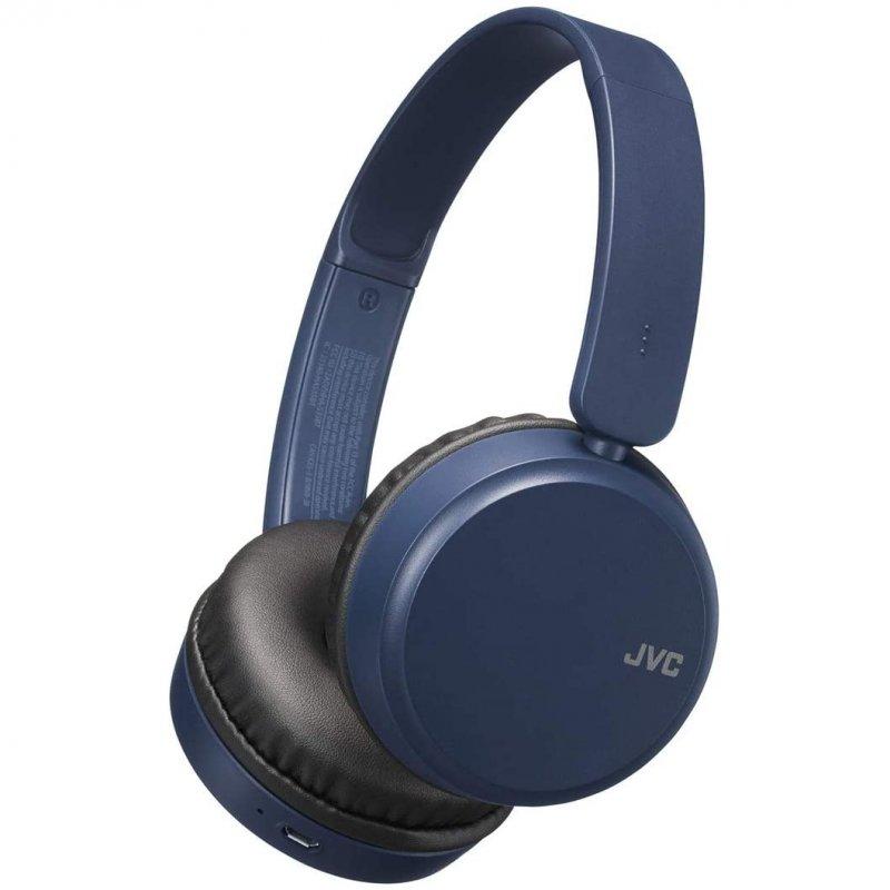 Auriculares Inalámbricos JVC HA-S35BT Azul