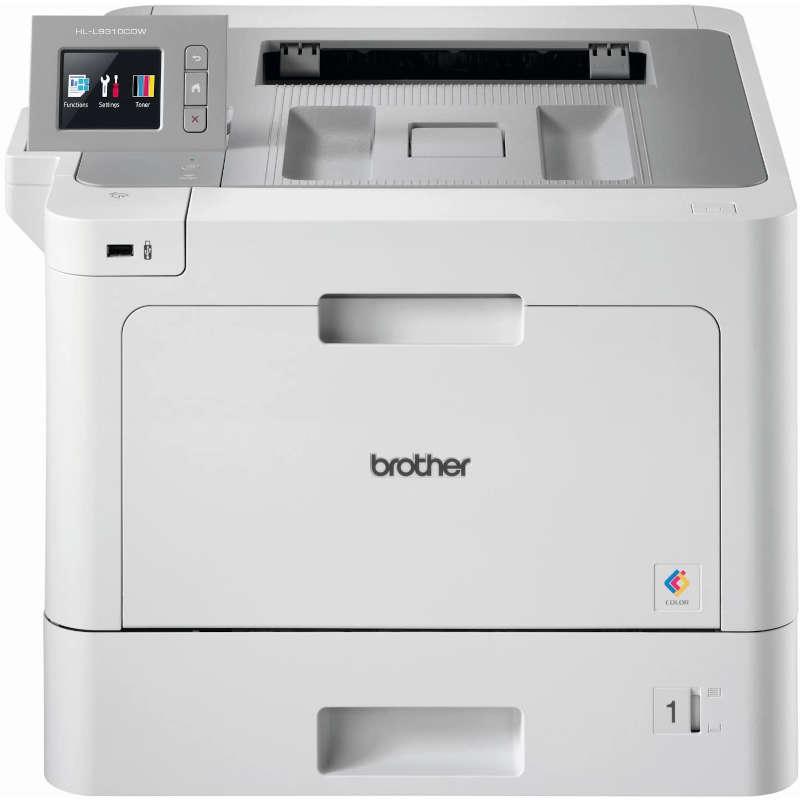Impresora Láser Brother HL-L9310CDW Color Dúplex WiFi