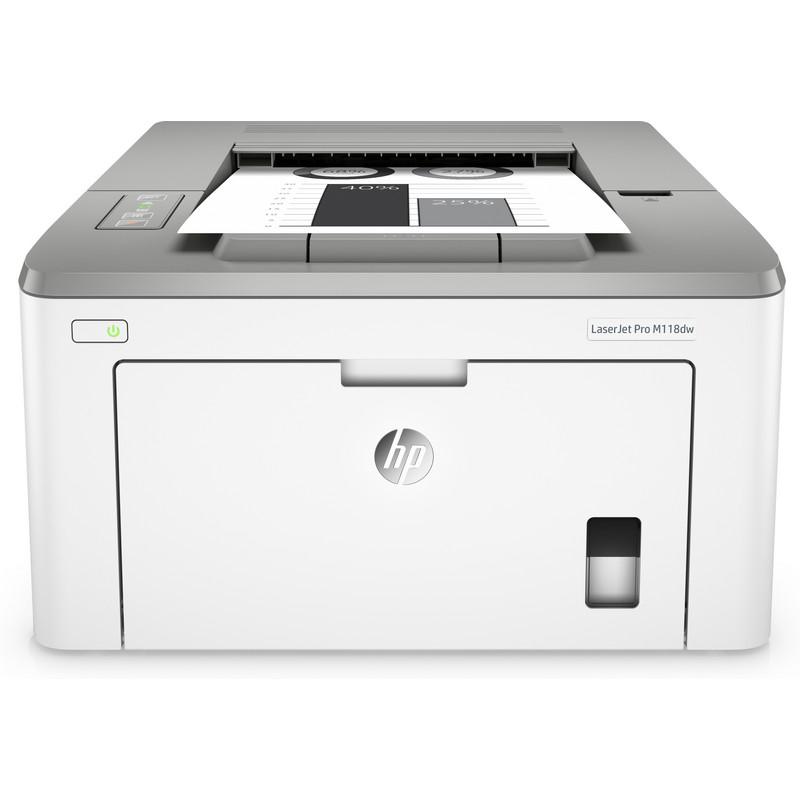 Impresora Láser Monocromo HP LaserJet Pro M118DW