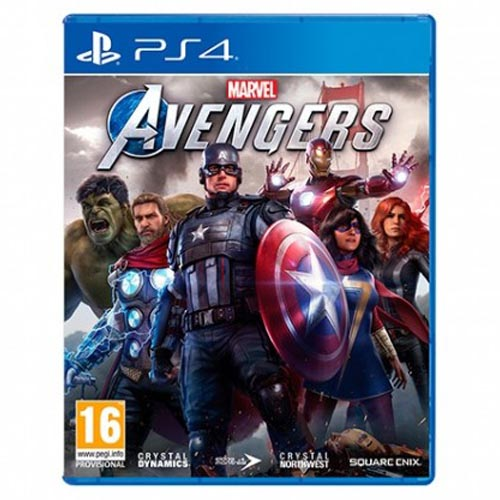 PS4 Juego Marvel´s Avenger