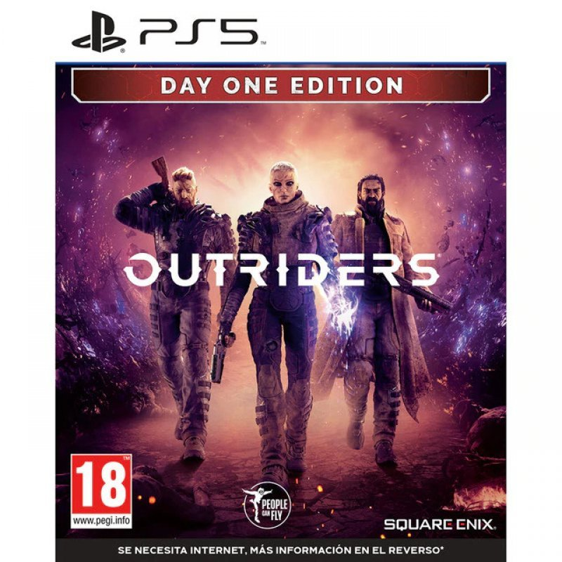 PS5 Juego Outriders Day One Edition