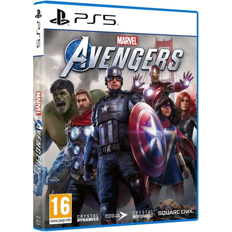 PS5 Juego Marvel Avengers
