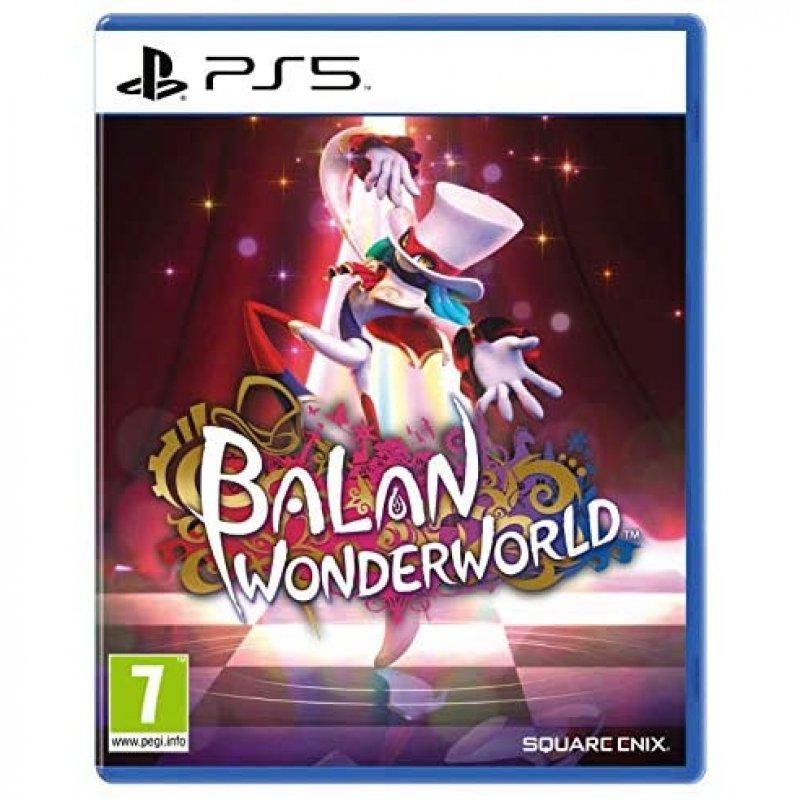 PS5 Juego Balan Wonderworld
