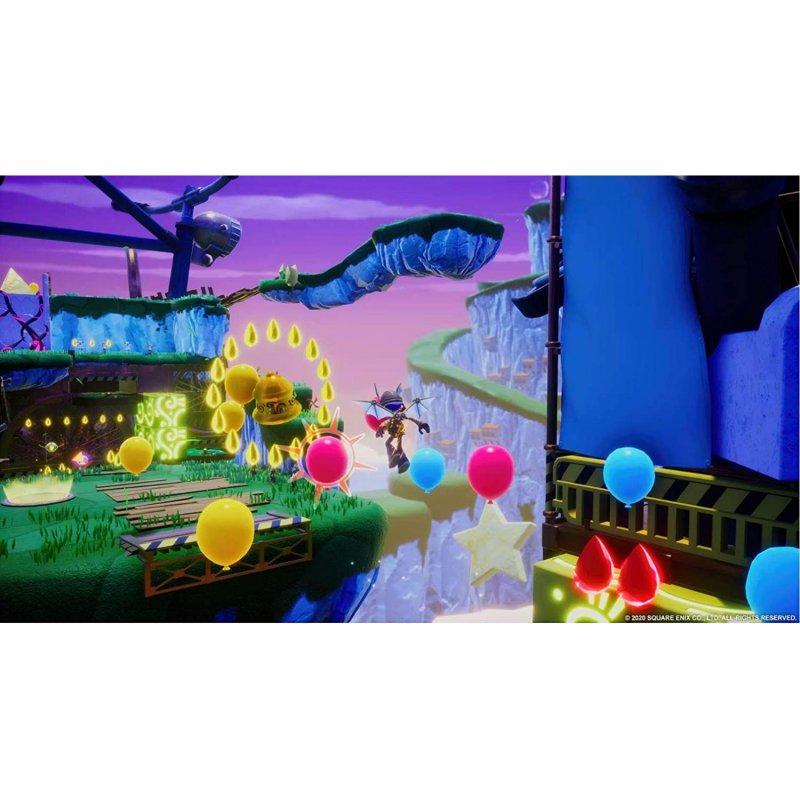 Nintendo Switch Juego Balan Wonderworld