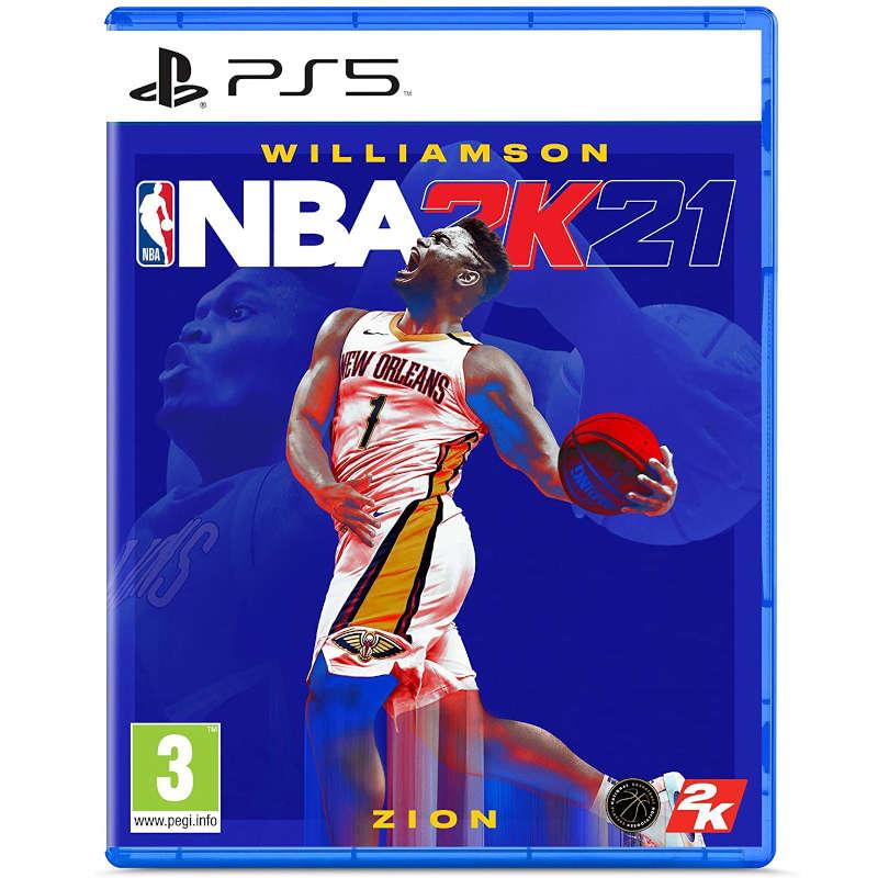 PS5 Juego NBA 2K21