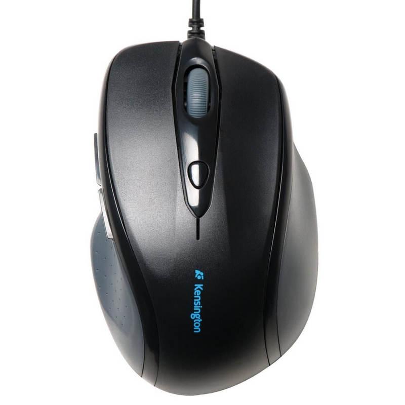 Ratón Kensington Pro Fit USB Negro