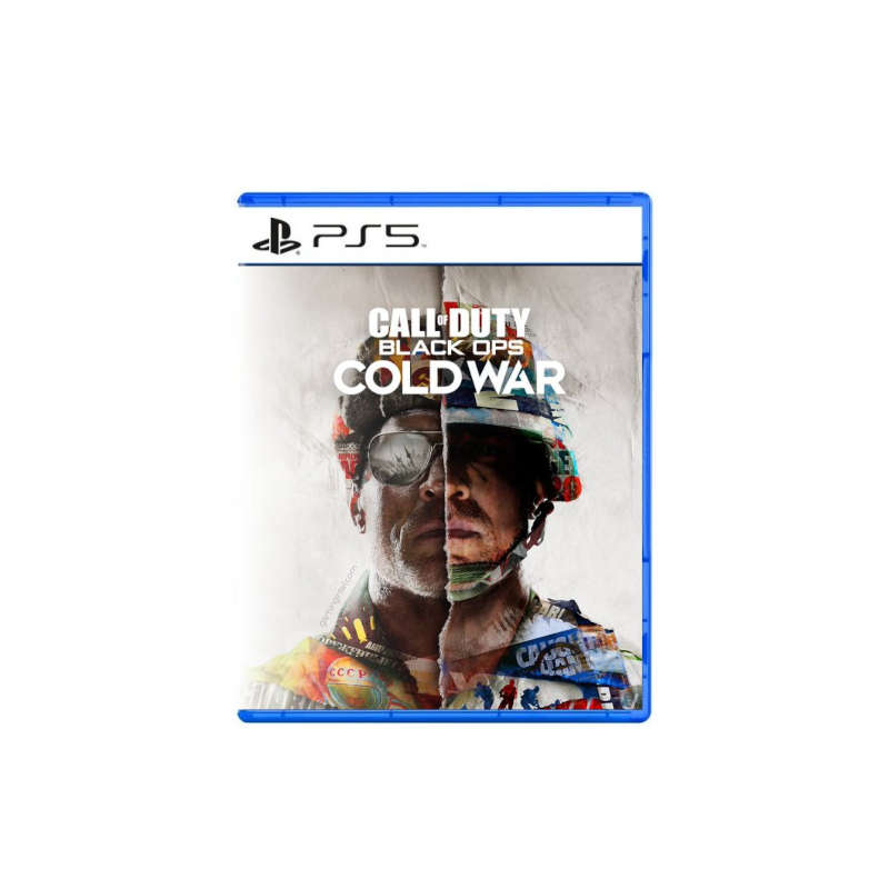 PS4 Juego Call of Duty Black Ops Cold War