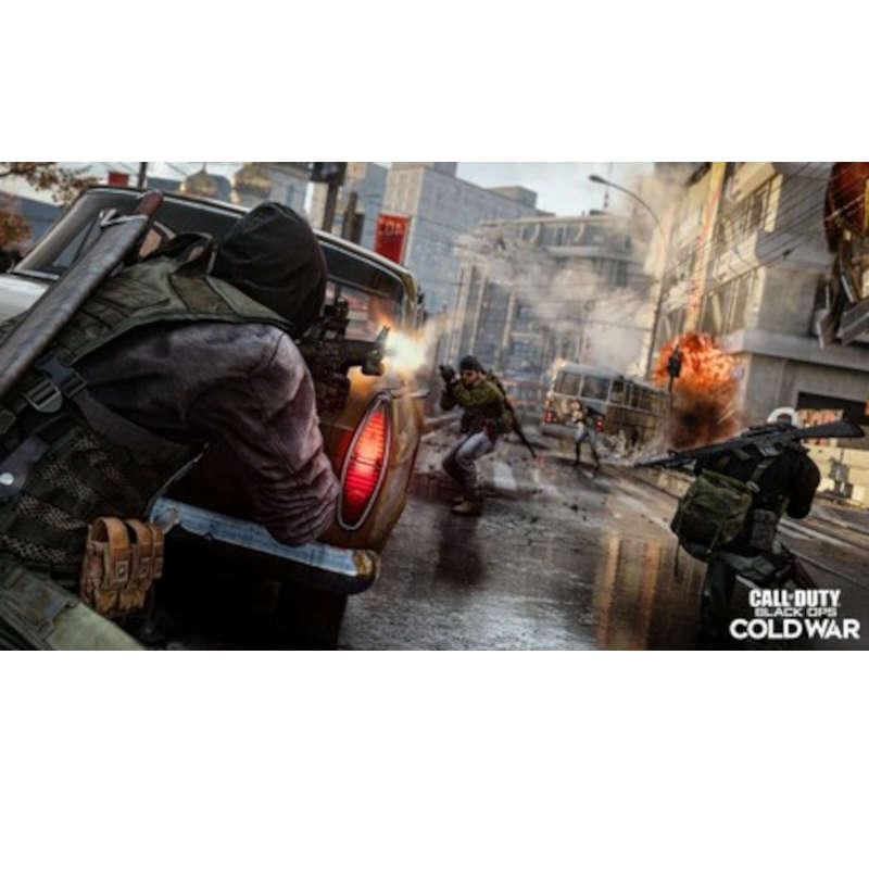 PS5 Juego Call of Duty Black Ops Cold War