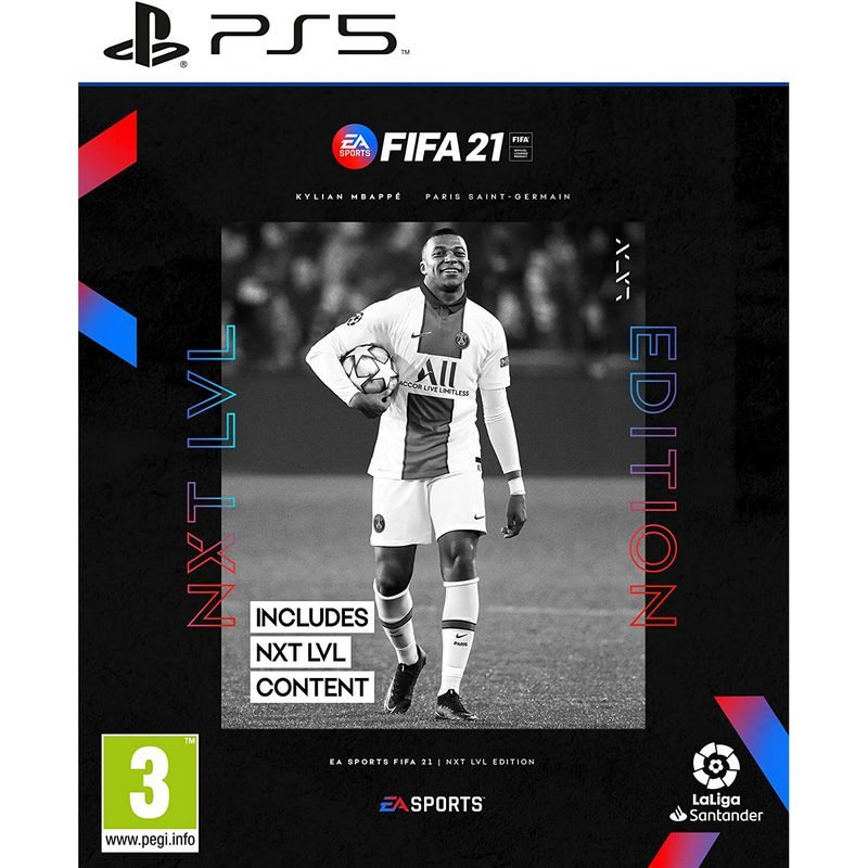 PS5 Juego FIFA 21 Next Level Edition