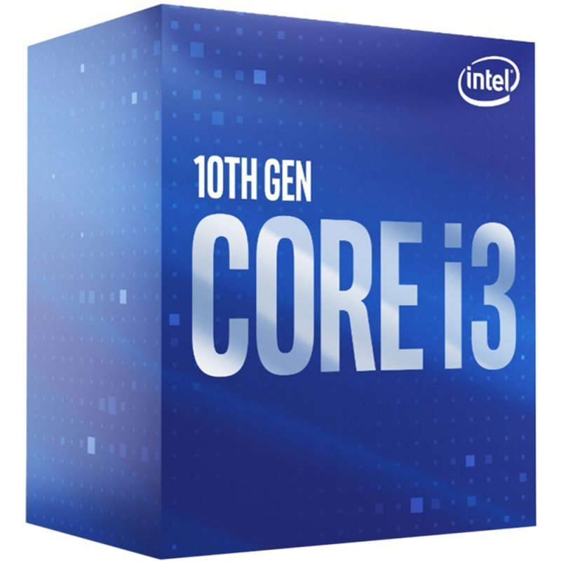 Procesador Intel Core i3-10300 3.7GHz 8MB LGA 1200 BOX