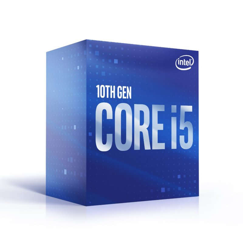 Procesador Intel Core i5-10600KF 4.1GHz 12MB LGA 1200 BOX